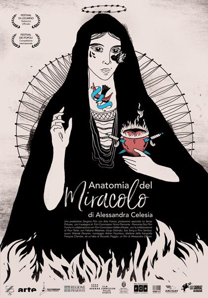 ANATOMIA DEL MIRACOLO (DVD)