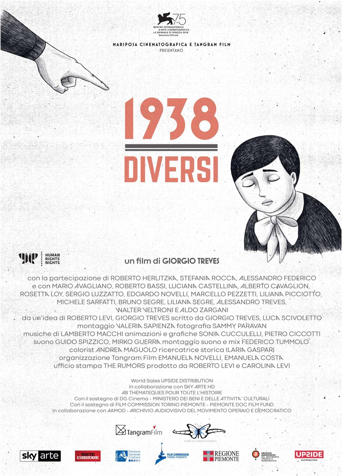 1938 - DIVERSI (DVD)