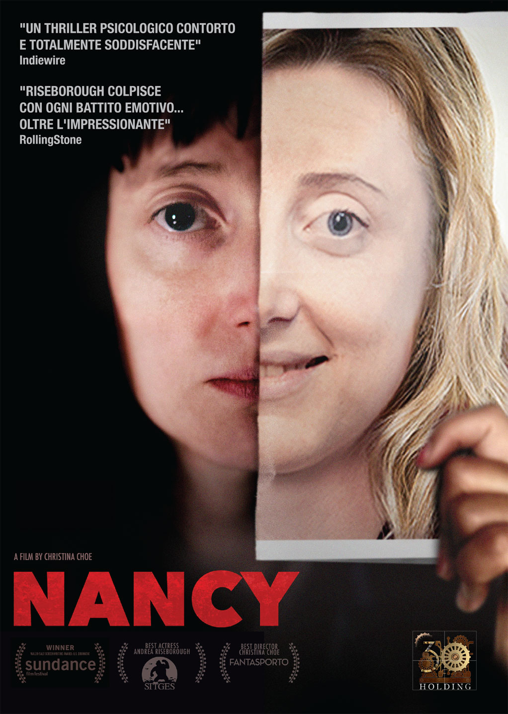 NANCY (DVD)