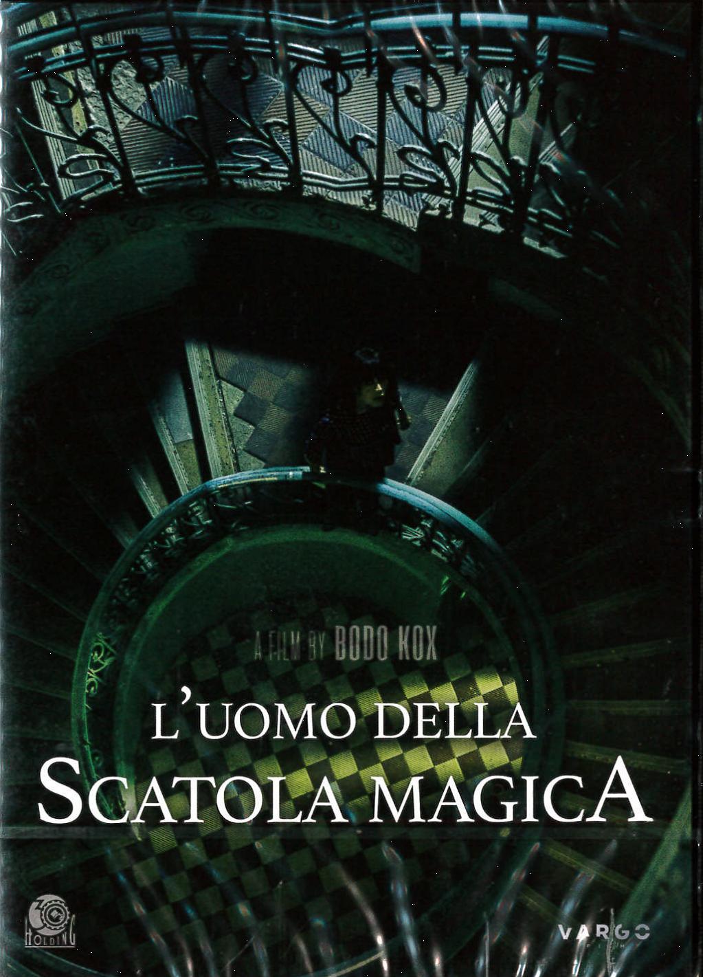 L'UOMO DELLA SCATOLA MAGICA (DVD)