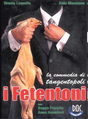 I FETENTONI (VHS)