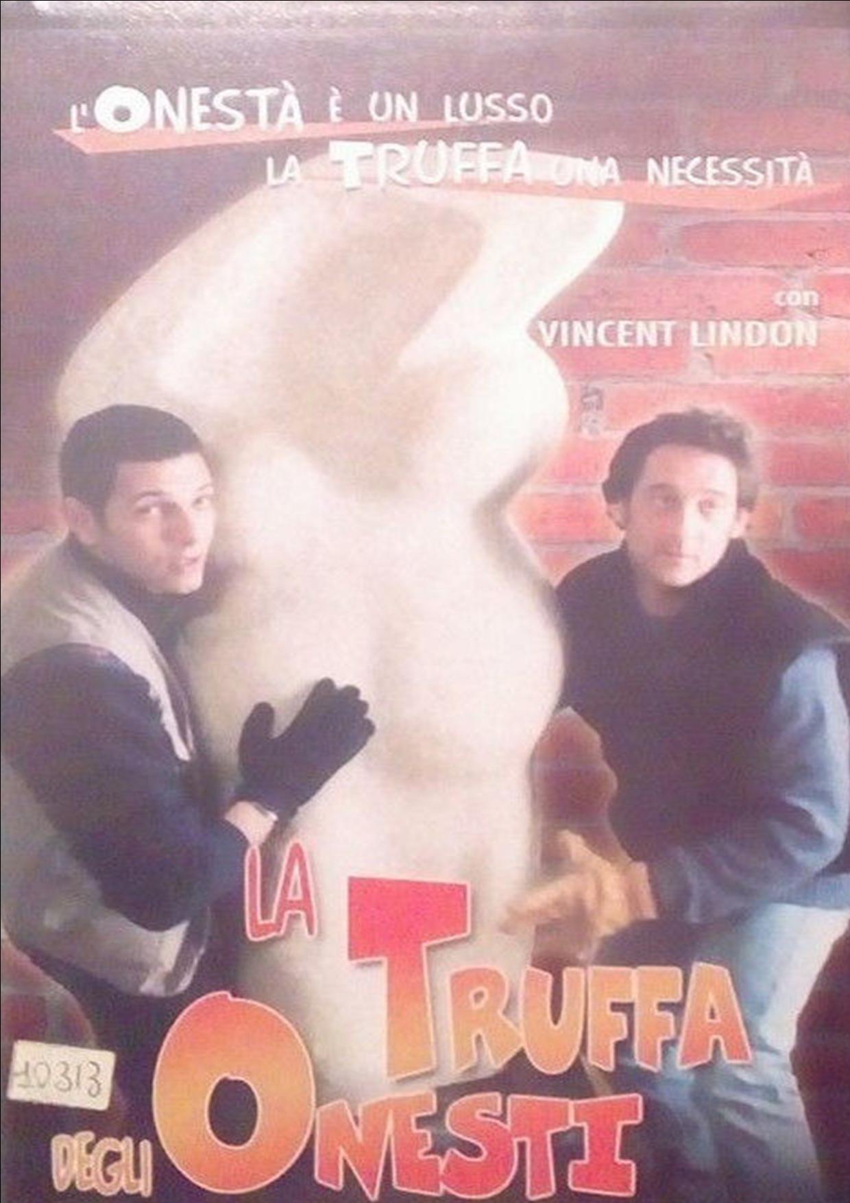 LA TRUFFA DEGLI ONESTI (VHS USATA) (VHS)