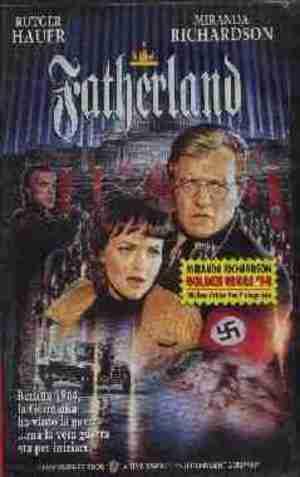 FATHERLAND (VHS)