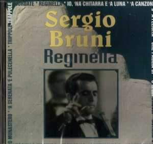 SERGIO BRUNI - REGINELLA (CD)
