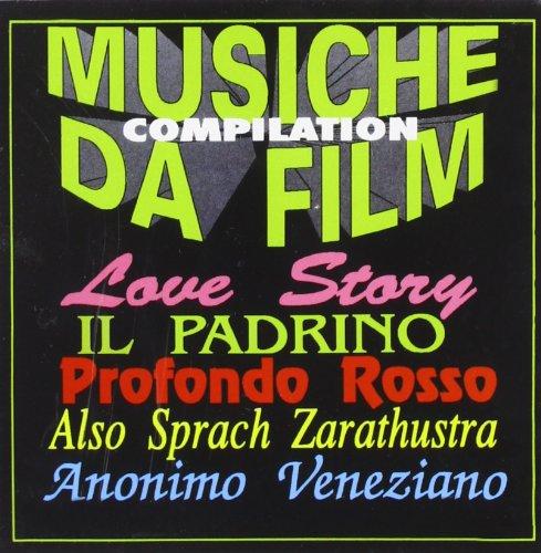 MUSICHE DA FILM COMPILATION (CD)