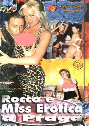 ROCCO - E MISS EROTICA A PRAGA (HARD XXX) (DVD)