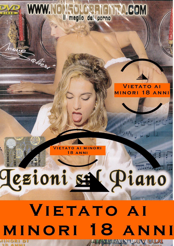 SELEN - LEZIONI SUL PIANO (HARD XXX) (DVD)