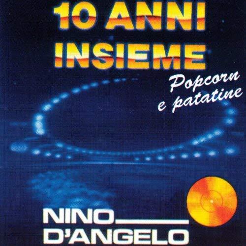 10 ANNI INSIEME - POPCORN E PATATINE (CD)