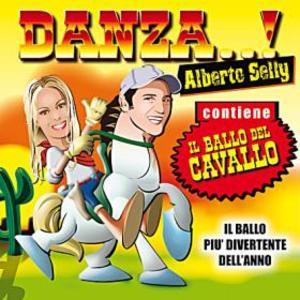ALBERTO SELLY - DANZA (CD)