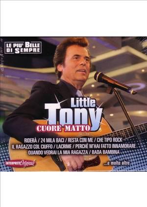 LITTLE TONY - CUORE MATTO (CD)