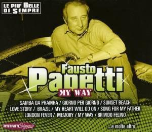 FAUSTO PAPETTI - MY WAY (CD)