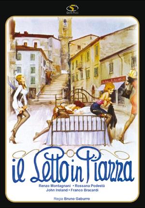 IL LETTO IN PIAZZA (DVD)