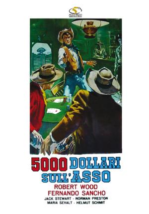 5000 DOLLARI SULL'ASSO (DVD)