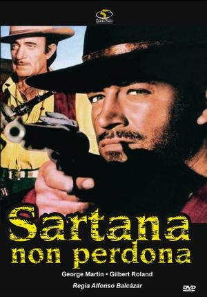 SARTANA NON PERDONA (DVD)