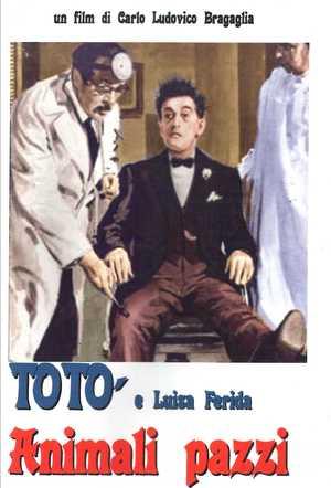 TOTO' ANIMALI PAZZI (DVD)