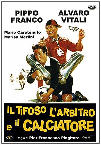 IL TIFOSO, L'ARBITRO E IL CALCIATORE (DVD)