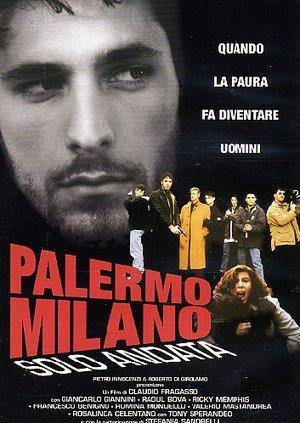 PALERMO MILANO SOLO ANDATA (DVD)