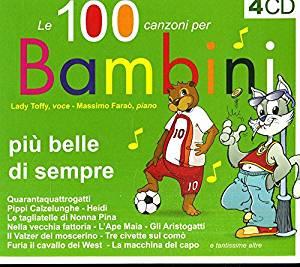 PREFERITE DEI BAMBINI (LE) (4 CD) (CD)