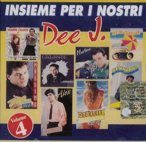 INSIEME PER I NOSTRI DEEJAY VOL.4 (CD)