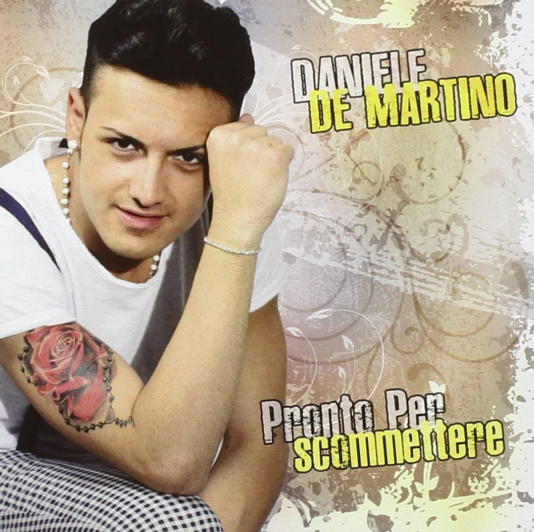 DANIELE DE MARTINO - PRONTO PER SCOMMETERE (CD)