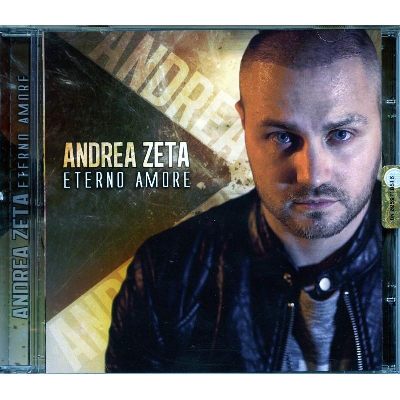 ANDREA ZETA - ETERNO AMORE (CD)
