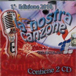 LA NOSTRA CANZONE -2CD (CD)