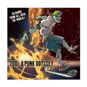2001 A PUNK ODYSSEY (CD)