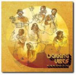 SU QUALSIASI RITMO -WORKING VIBES (CD)