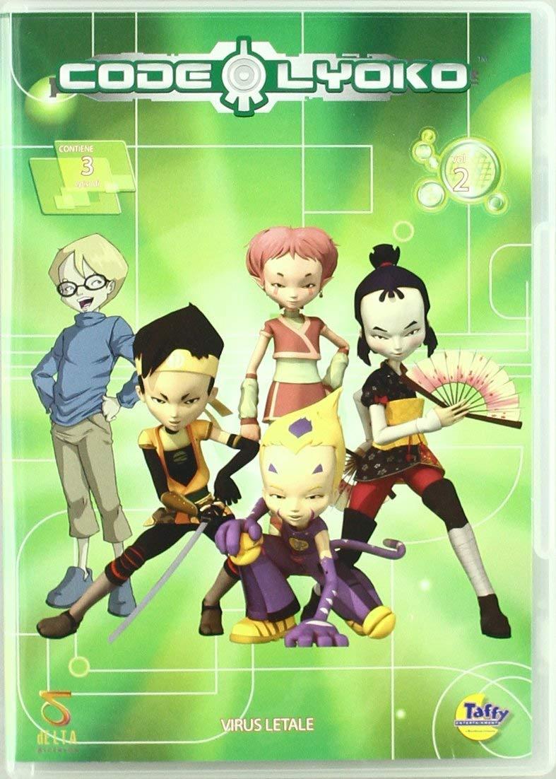 CODE LYOKO 2 (DVD)