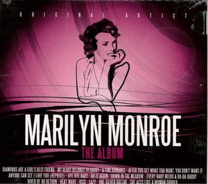 MARILYN MONROE THE ALBUM (CD)