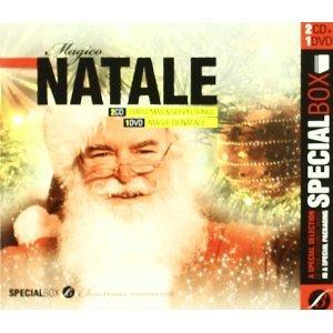 SPECIAL BOX - MAGICO NATALE -2CD -1DVD MAGIE DI NATALE (CD)