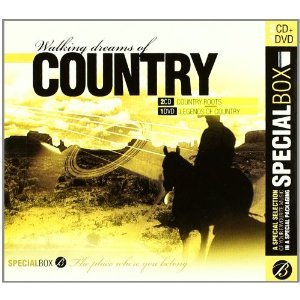 SPECIAL BOX - WALKING DREAMS OF COUNTRY -2CD+DVD LEGEND OF COUNT
