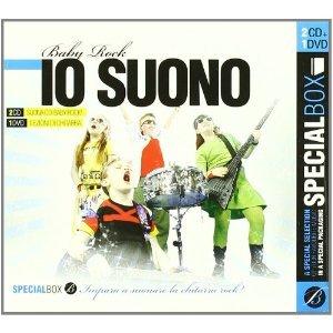 SPECIAL BOX - BABY ROCK IO SUONO -2CD+1DVD LEZIONE CHITARRA (CD)