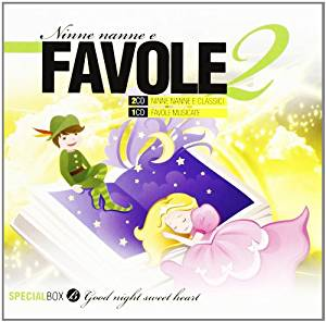 SPECIAL BOX - NINNE NANNE E FAVOLE -3CD -ESENTE (CD)