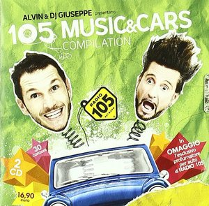 105 MUSIC & CARS BY ALVIN -2CD (CD)