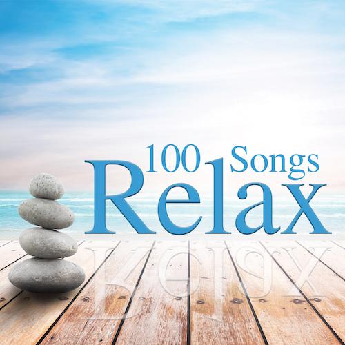 100 SONGS RELAXING (CD)