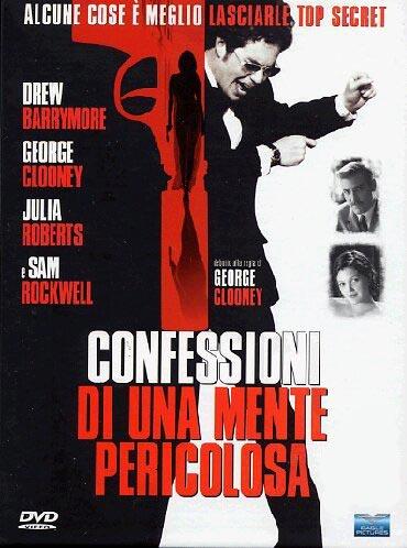 CONFESSIONI DI UNA MENTE PERICOLOSA (2 DVD) (DVD)
