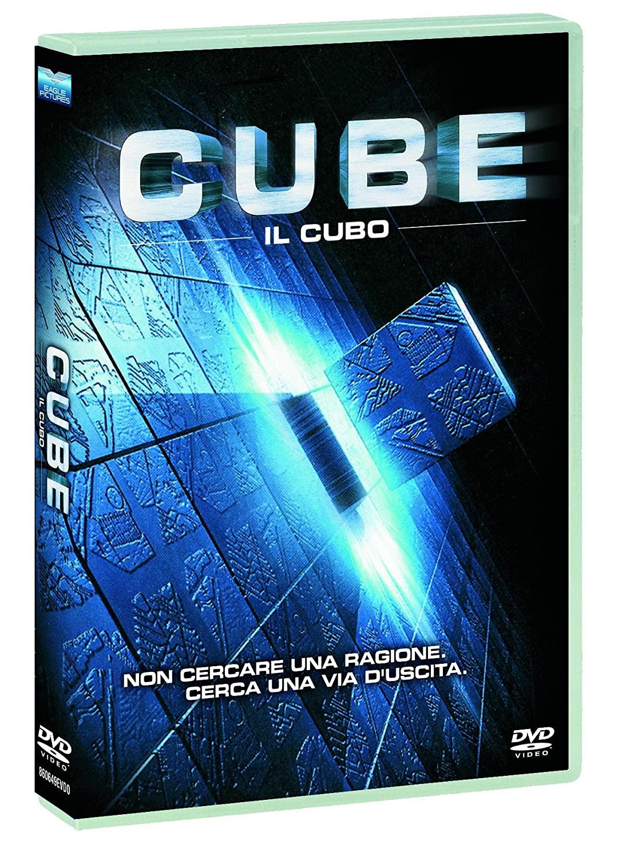 CUBE IL CUBO (DVD)