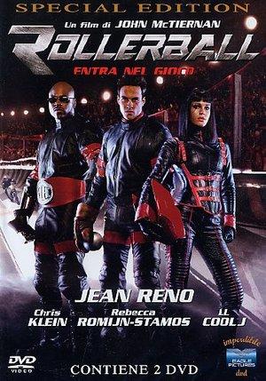 ROLLERBALL ENTRA NEL GIOCO (2DVD) (DVD)