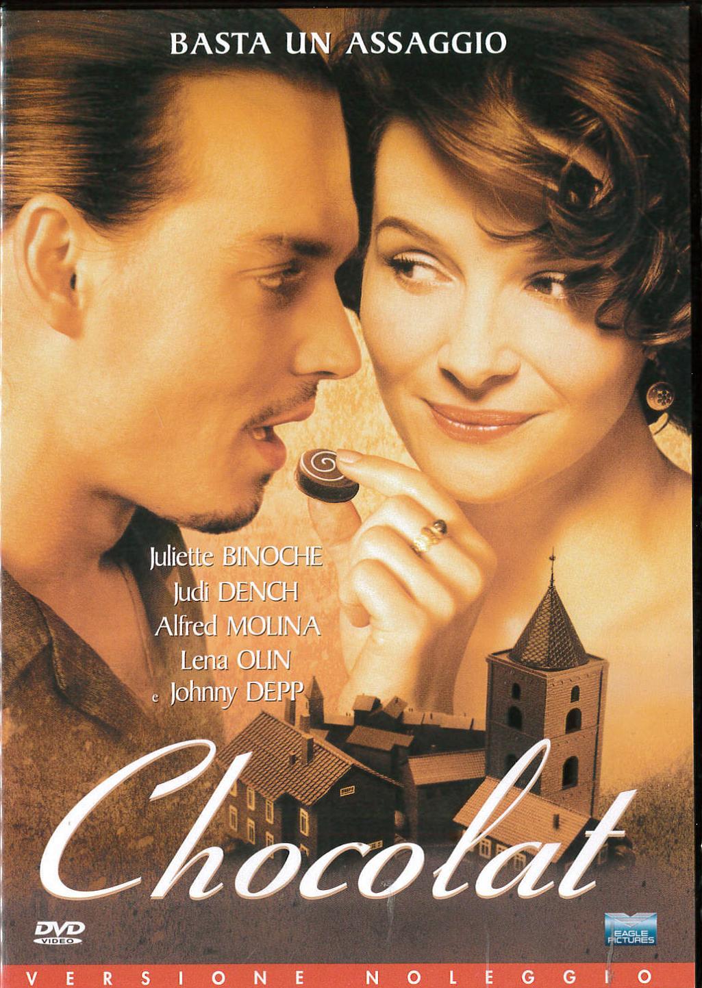 CHOCOLAT - EX NOLEGGIO (DVD)