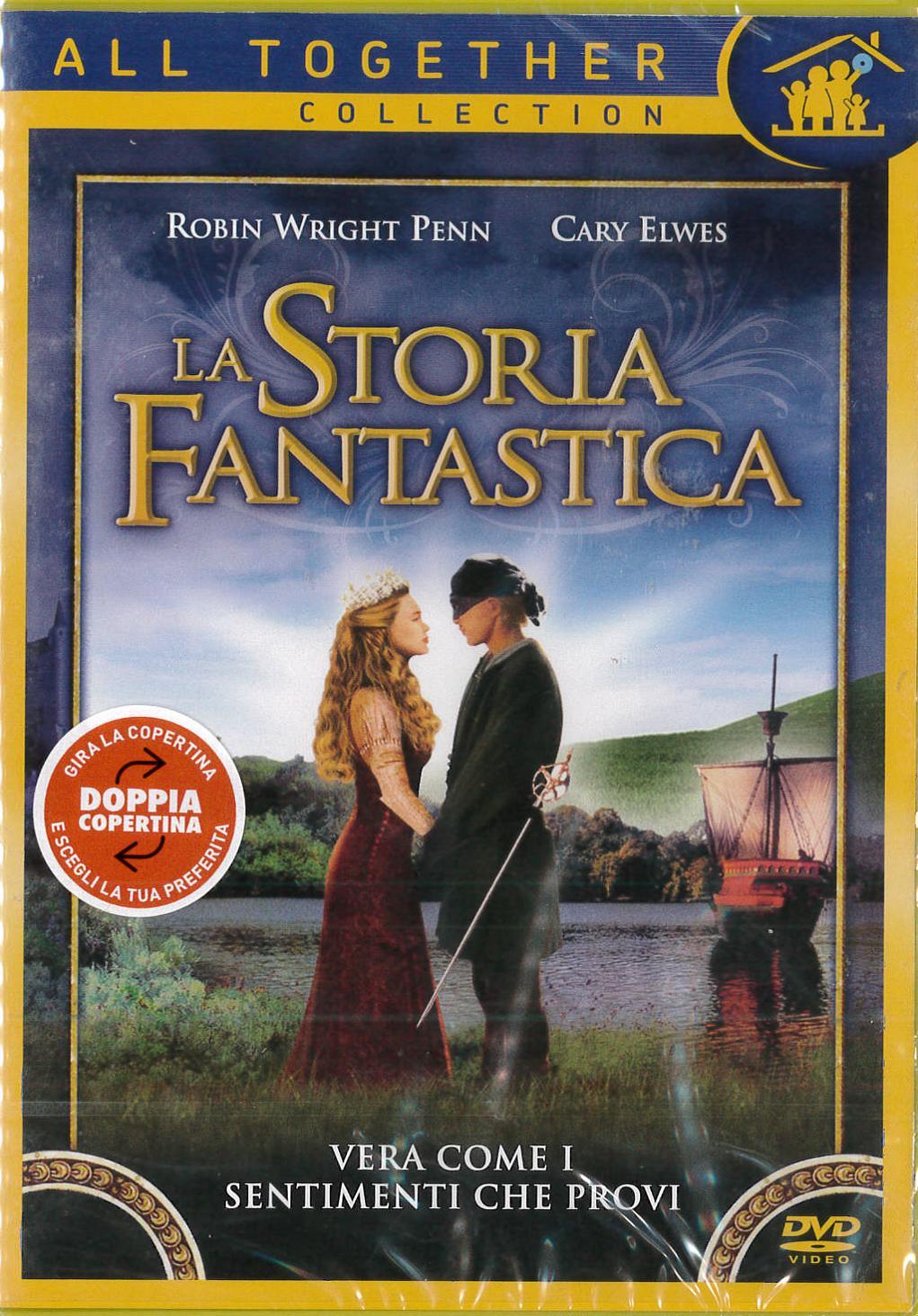 LA STORIA FANTASTICA (DVD)