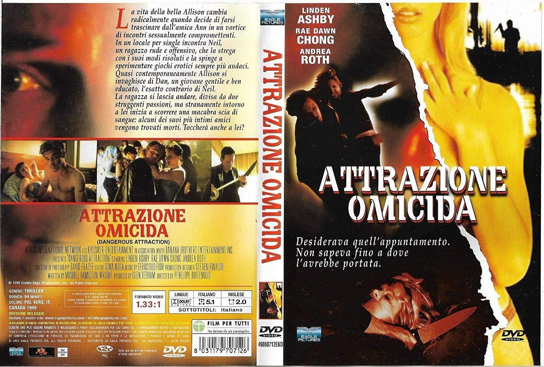 ATTRAZIONE OMICIDA - EX NOLEGGIO (DVD)