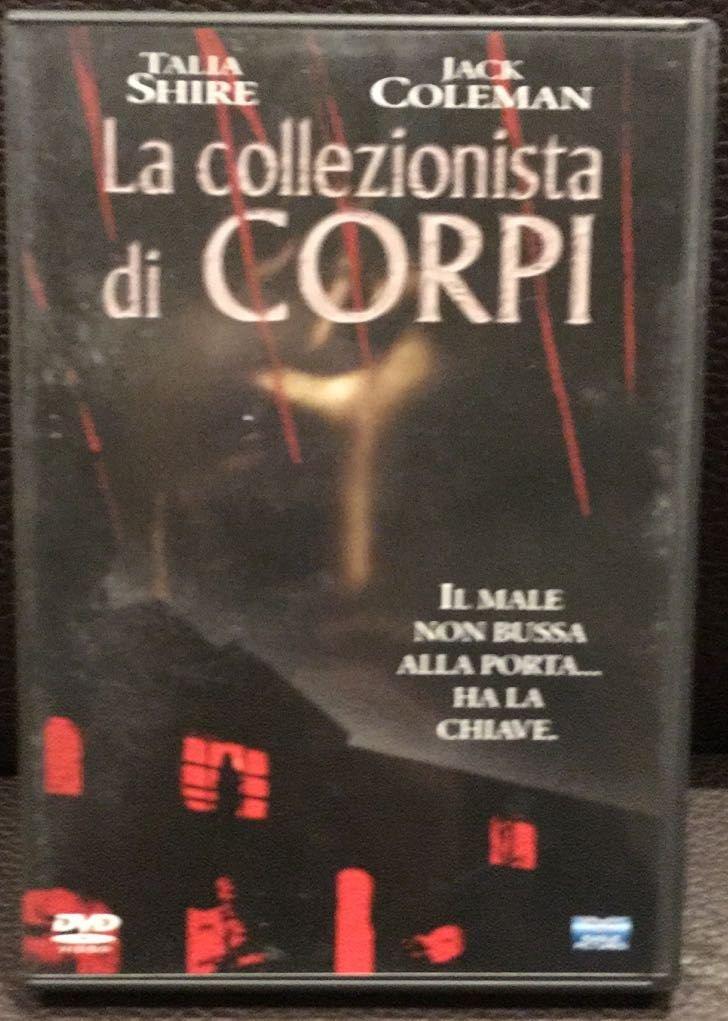 LA COLLEZIONISTA DI CORPI - EX NOLEGGIO (DVD)