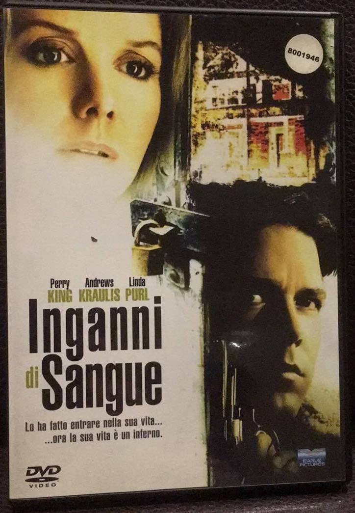 INGANNI DI SANGUE - EX NOLEGGIO (DVD)