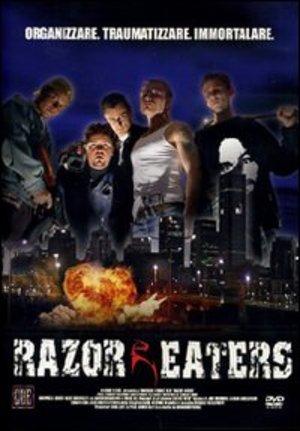 RAZOR EATERS SENZA LIMITI (DVD)