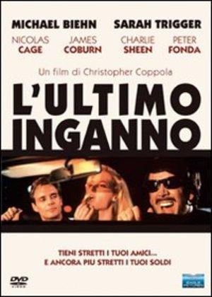 L'ULTIMO INGANNO (DVD)