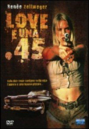 LOVE E UNA .45 (DVD)