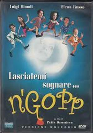 N'GOPP LASCIATEMI SOGNARE (VHS)