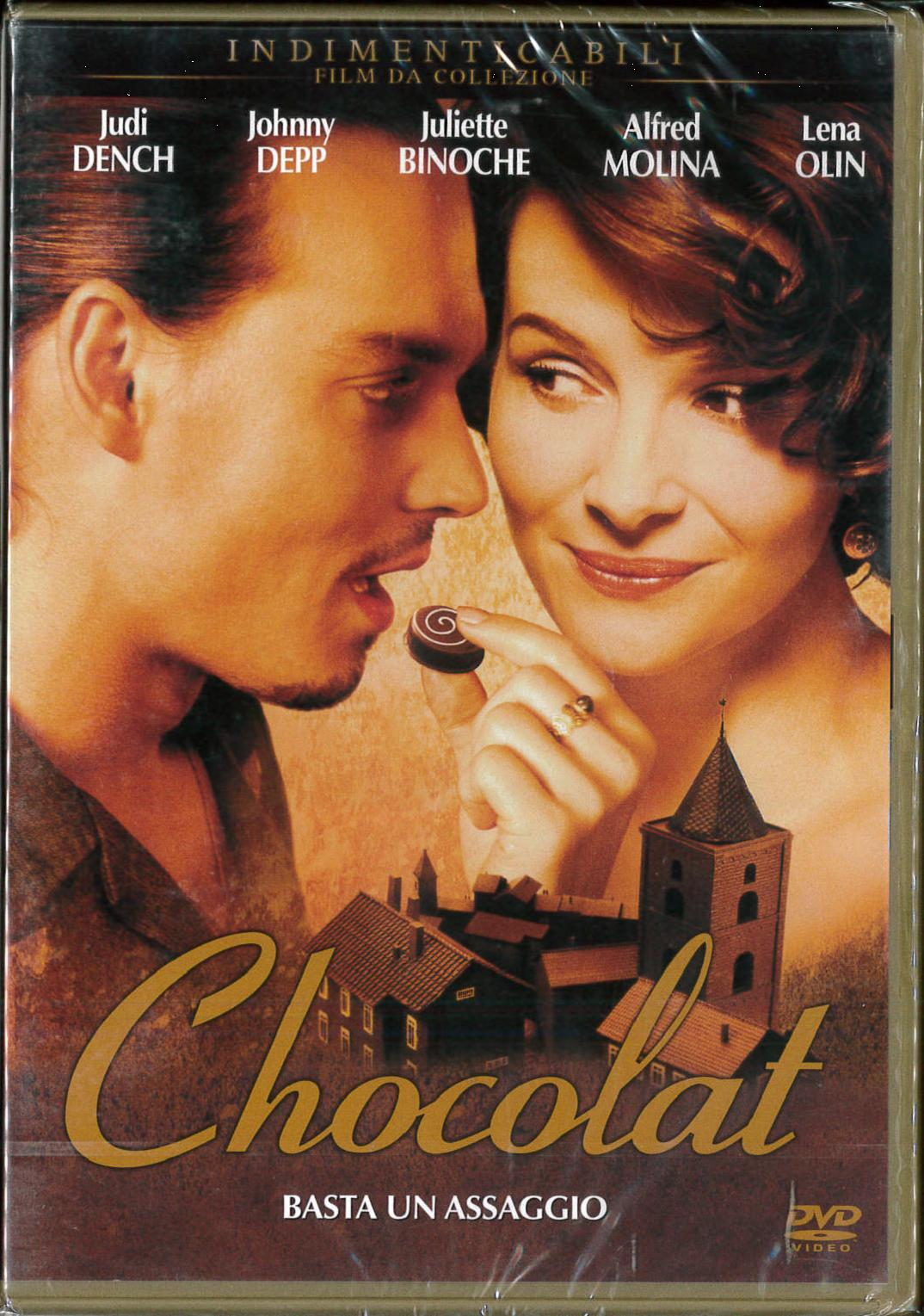 CHOCOLAT (DVD)