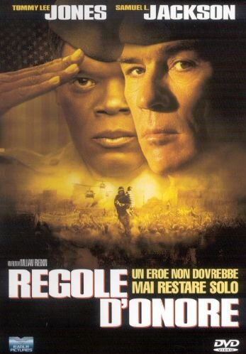 REGOLE D'ONORE (DVD)